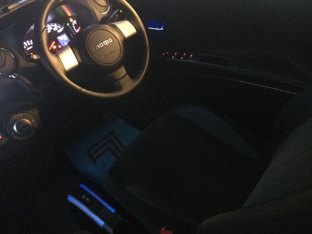 ダイハツ タントエグゼ カスタムRS 4WD 車内イルミ