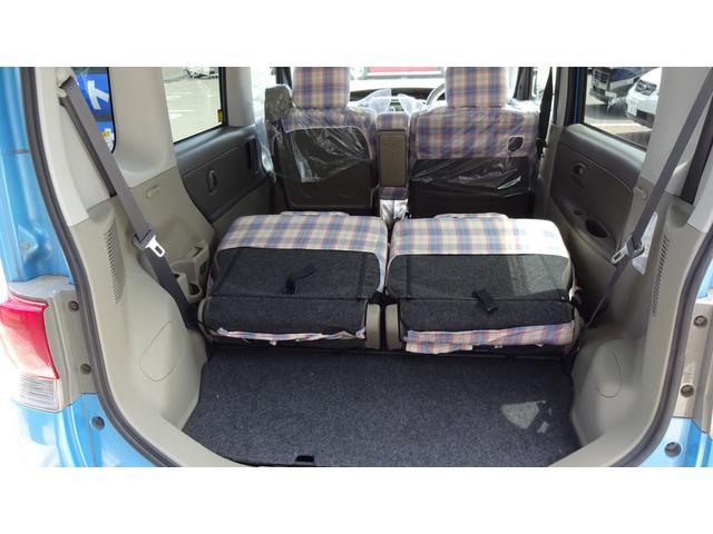 ダイハツ タント X 4WD ETC付 ワンオーナー スマートキー