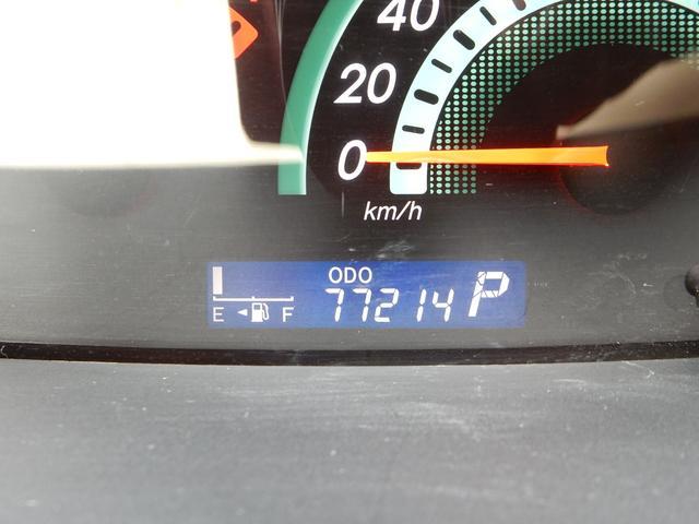 トヨタ ポルテ 130i パワースライド エンジンスターター トヨタ記録簿