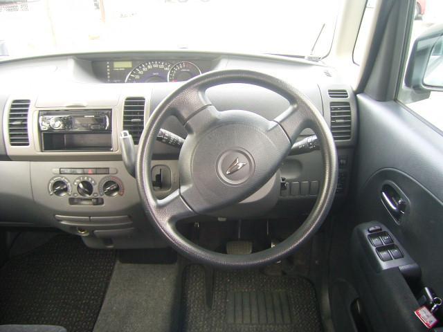 ダイハツ タント 4WD 社外1Dユニット スマートキー