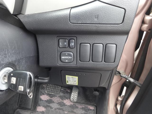 ダイハツ ミラジーノ 4WDL キーレス 社外新品アルミホイール