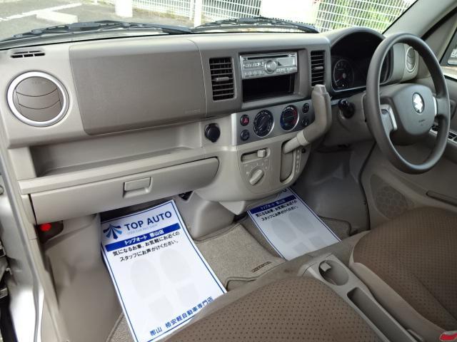 スズキ エブリイワゴン JPターボ 4WD シートヒーター 純正CD ABS 保証付