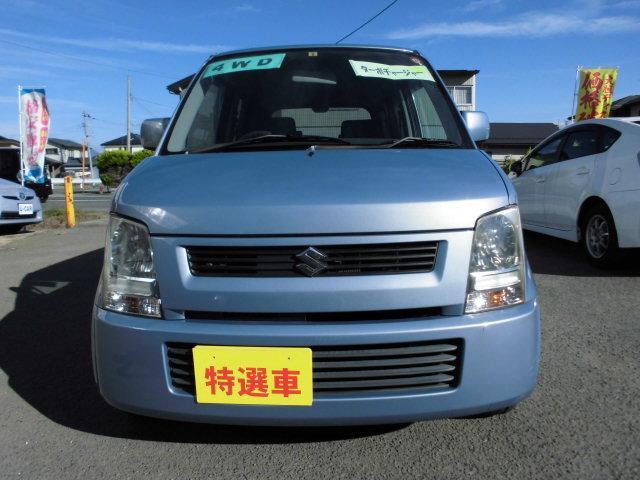 スズキ ワゴンR FT 4WD CD キーレス ターボ タイミングチェーン