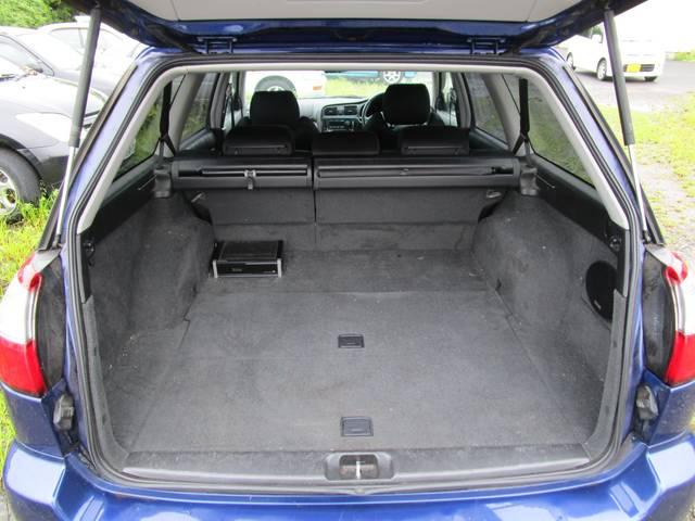 スバル レガシィツーリングワゴン 4WD