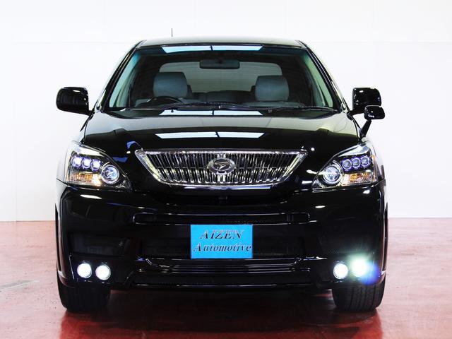 トヨタ ハリアー 300G Lパケ 新品Wフォグエアロ 新品22インチAW