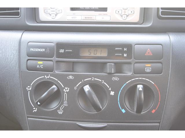 トヨタ カローラフィールダー X リミテッド 5速マニュアル 2WD リヤスポ