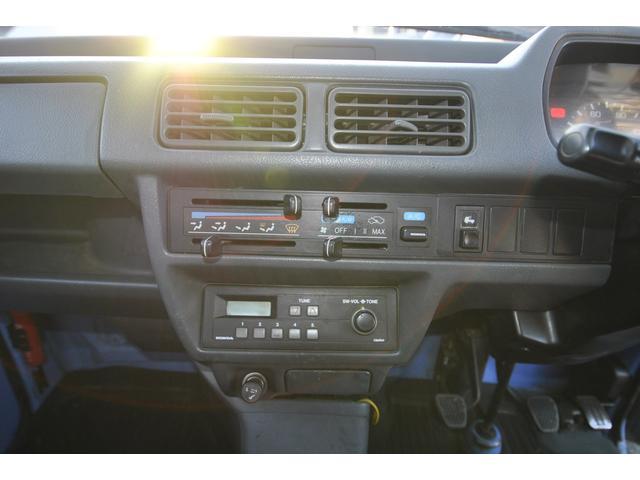 ホンダ アクティトラック SDX 4WD 5MT エアコン