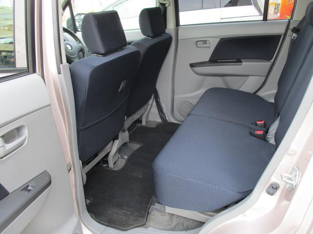スズキ ワゴンR FX キーレス タイミングチェーン式 ベンチシート