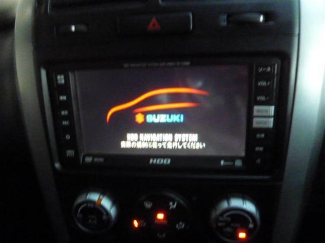 スズキ エスクード 2.0XG 4WD HDDナビ ETC HID