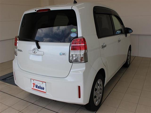 トヨタ スペイド Y スマートキー ETC