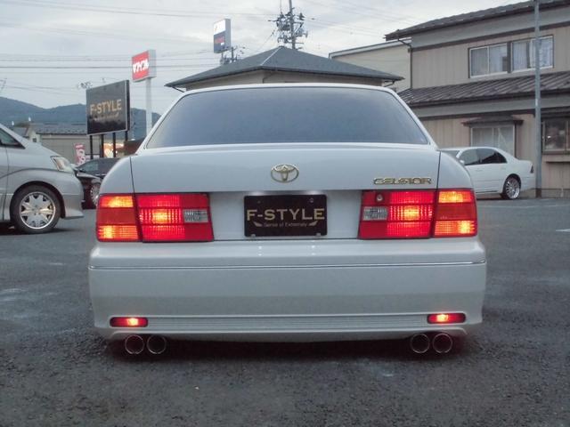 トヨタ セルシオ C仕様 カズサスエアサス モードパルファムフルエアロ