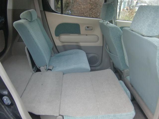 日産 モコ E 4WD