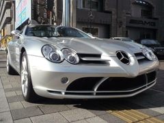 M・ベンツ SLRマクラーレンベースグレード