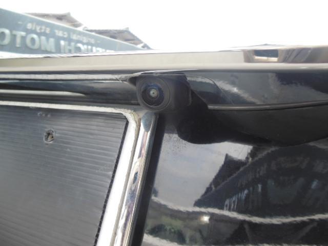 バックカメラがついていますのでバックの苦手な方や駐車時にもしっかりサポートしてくれ安心度が高まります☆付いてて嬉しい安全補助装備です☆