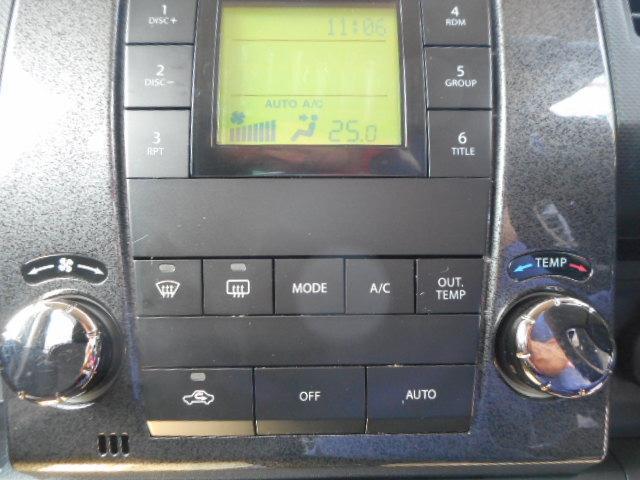 簡単操作で年中通して一定温度に保つことができるオ−トエアコンです!!