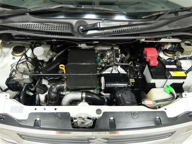 厳しい環境基準に対応した低燃費エンジン搭載車!
