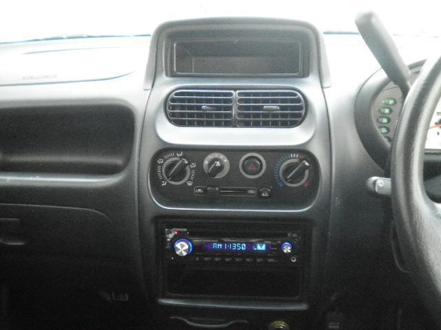 社外オーディオ装備でドライブGOO!