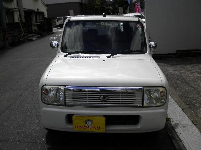 人気のパールのラパン下取車両で格安提供!車検も残ってすぐ乗れます!安心の支払総額表示車です!