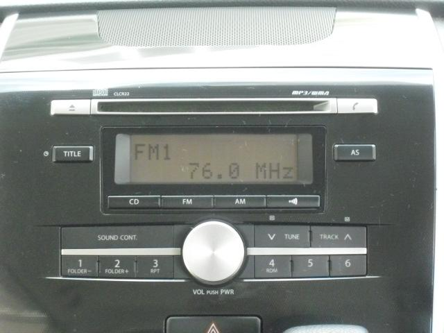 純正CDチューナー搭載!好きな音楽を聴きながらドライブを楽しめます!