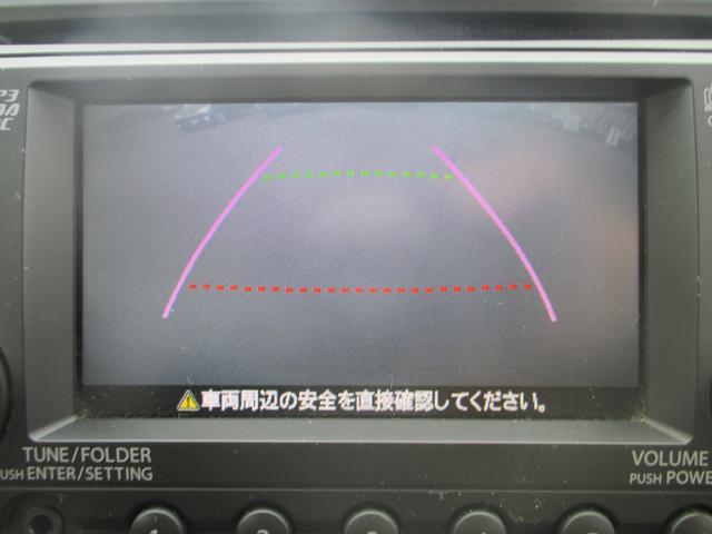 バックカメラ内蔵の純正CDデッキです。ナビにバージョンアップしてもバックカメラはそのまま使えますよ。