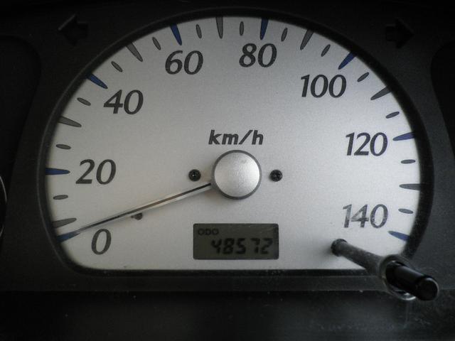 ワンオーナー!実走行48000km!