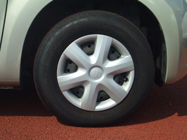タイヤ周りの様子です!