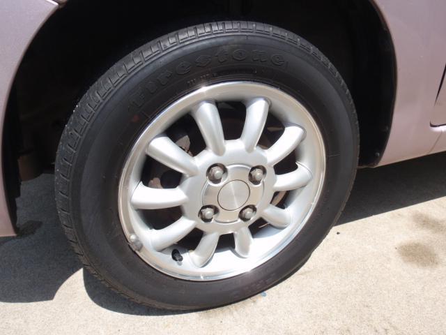 タイヤの溝も十分です♪