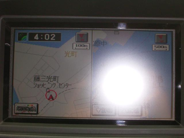 リヤカメラ付きDVDナビを搭載です。テレビも映りますよ~!(^^)!