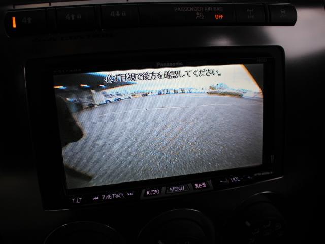 バックカメラ搭載!HDDナビ搭載ですのでフルセグテレビや音楽の録音も可能です♪