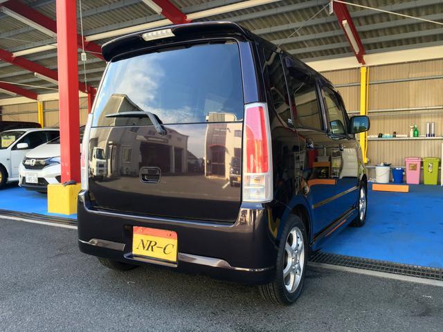 NR−Cではお車の販売以外にも、車検、整備、板金修理、任意保険などなどお客様のお車についてトータルでサポートさせて頂きます!