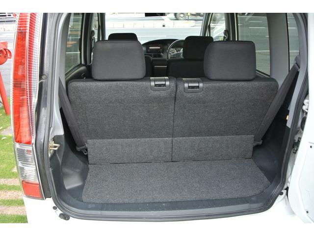 ◎トランクも広々しております◎使用用途に合わせて後部座席を倒すこともできます◎