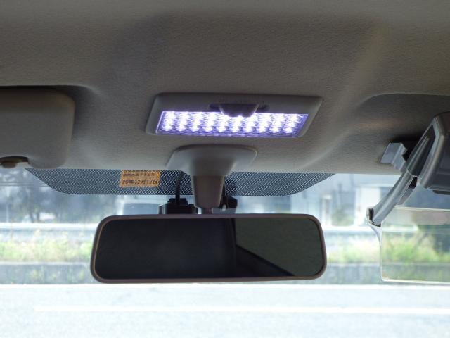 車内灯もLEDになっております!