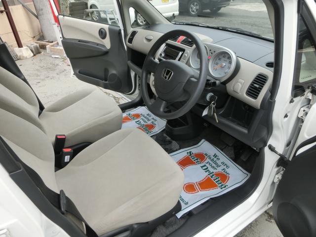 車内も綺麗ですが、当社スタッフが愛情を込めてクリーニング済み!☆