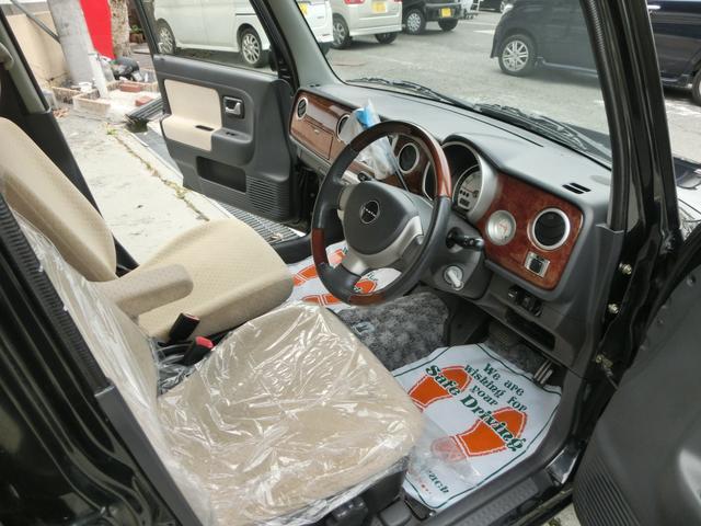 車内も勿論綺麗ですが、当社スタッフが愛情こめてクリーニング済み☆