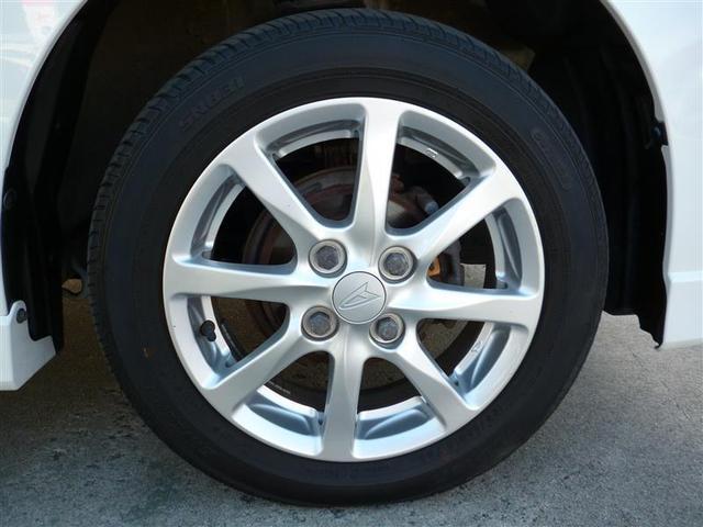 タイヤサイズは155/65R14純正アルミホイール付き