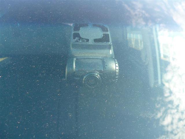 ドライブレコーダー付きだから、もしもの時のトラブル回避!