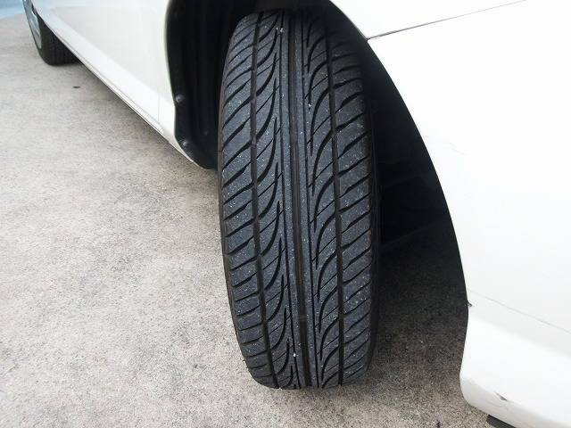 タイヤも十分使えます!まだまだ走りますよっ!