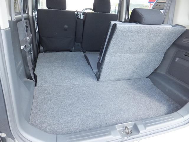 ☆☆☆【後部座席シートはフルフラットシートになりますので、大きな荷物も簡単に積むことができますので、いざという時は便利です】★★★