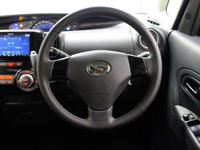 見やすいメーター配置は安全運転にもつながります