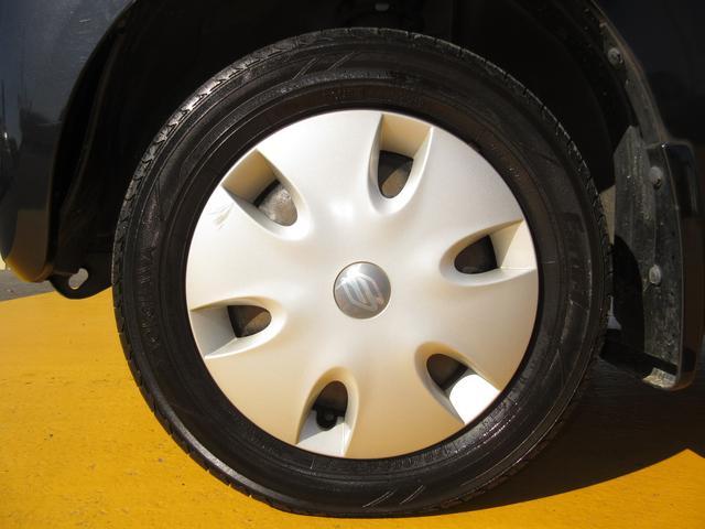 タイヤもまだまだ使えそうです♪軽自動車のタイヤは新品も安いです。込み込み価格のMRワゴン!お早めに在庫確認を♪