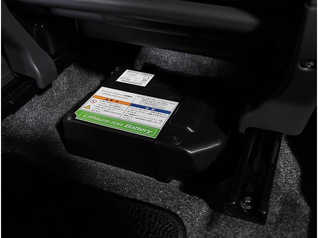 展示前車両は展示前に点検を受けます。展示車として相応しくない箇所があれば修理及び交換を実施しています。