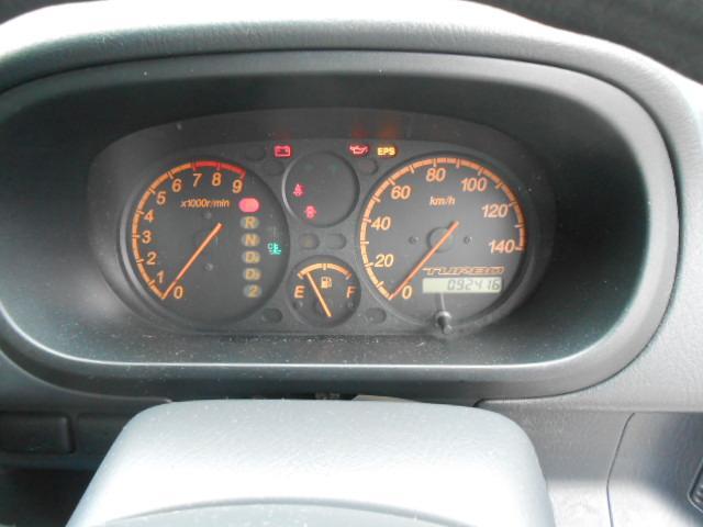 走行92416km