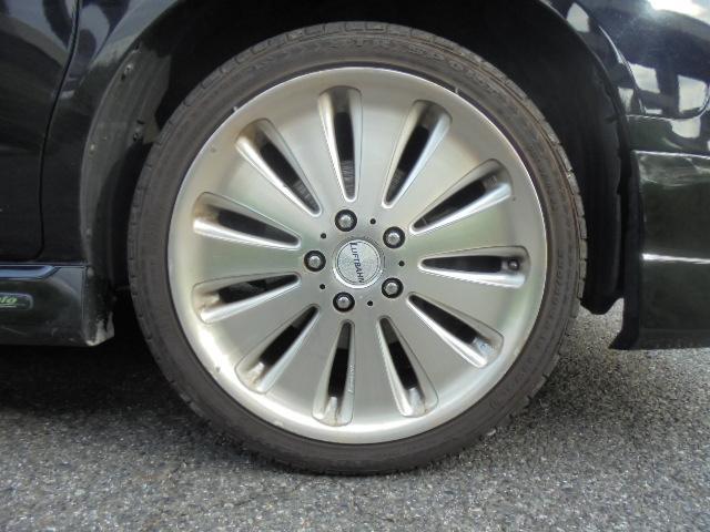 LUFTBAHN18インチアルミ タイヤサイズ:225/40R18
