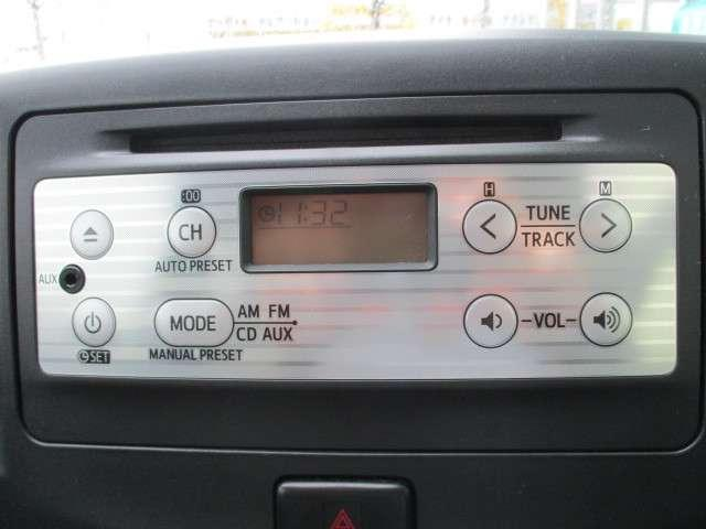 お好きな音楽を聴きながら素敵なドライブをお楽しみ下さい。