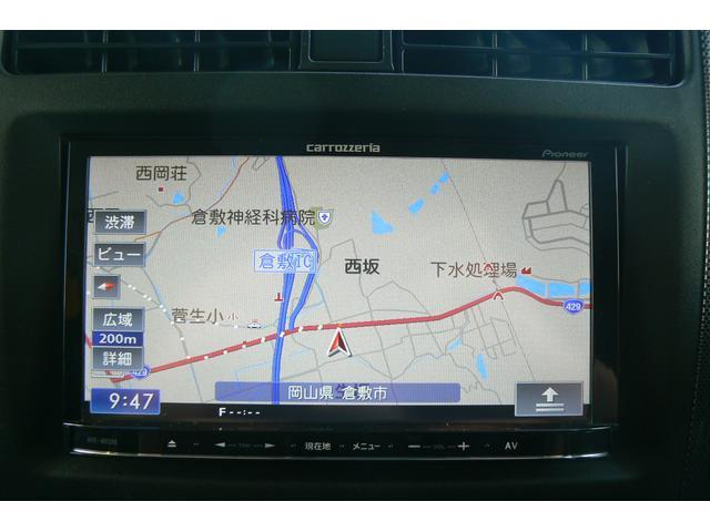 ☆社外メモリーナビで初めての道や遠出も安心してドライブが楽しめます^^