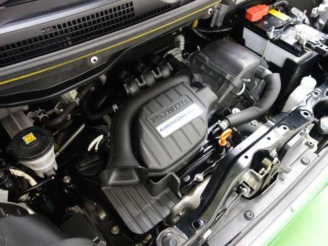 VTCとDOHCエンジンの組み合わせでクラストップレベルのパワーと低燃費を両立してます。