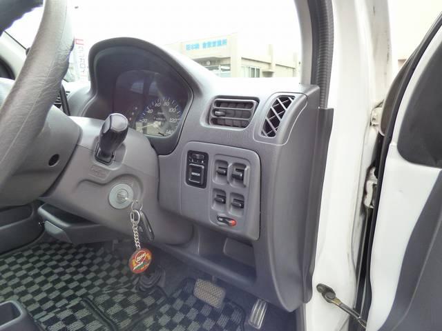 運転席からすべての窓を操作できます!お子さまがいてもこれで安心です♪