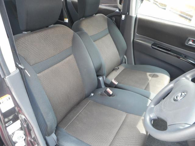 硬すぎず、柔らか過ぎないシートは長距離運転でも疲れにくい設計になっているんですよ♪