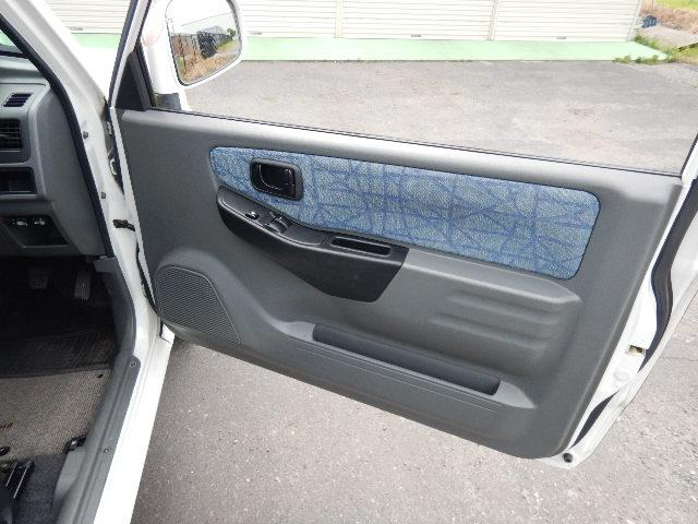【運転席側・後部ドアパネル】