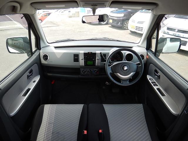 【運転席正面】ワゴンRは視界良好な運転席です♪